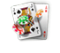 Double deck blackjack casinos